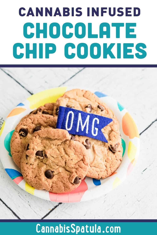 Cannabis Chocolate Chip Cookies Recipe Cannabisspatula Com