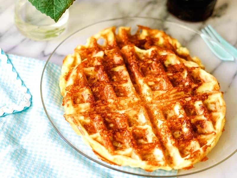 Cannabis Chaffle Keto Waffle Recipe (2)